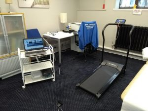 GAIT Analysis Clinic, Acklam Hall, Middlesbrough.