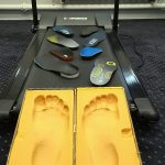 Treadmill with Orthotics